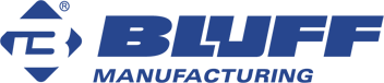 Bluff Manufacturing Expands Powder-Coat Color Offering | Yard Ramps | Dock Plates | Dock Boards | Mezzanines | Steel Dock Board