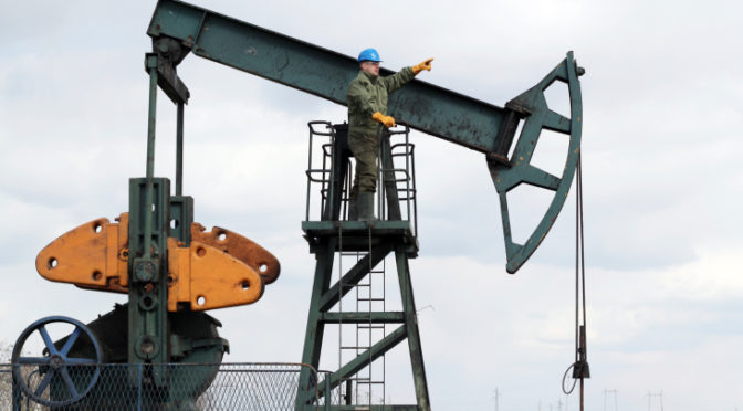 Material Handling and Storage for Growing Oil and Gas Industry