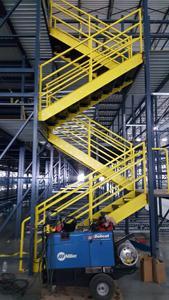 Warehouse Stairways   Warehouse Ladders   Warehouse Landings