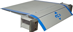 Contact Bluff Manufacturing for your Lo-Dock Leveler needs, call us today at 800-433-2212.