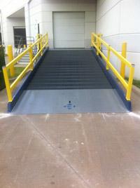 Steel Platforms /  Mobile Dock Platforms | Yard Ramps | Dock Plates | Dock Boards | Mezzanines | Steel Dock Board 4