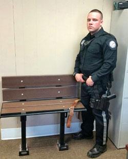 Prisoner Restraint Bench | Yard Ramps | Dock Plates | Dock Boards | Mezzanines | Steel Dock Board 2