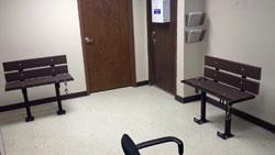 Prisoner Restraint Bench | Yard Ramps | Dock Plates | Dock Boards | Mezzanines | Steel Dock Board 3