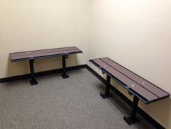 Prisoner Restraint Bench | Yard Ramps | Dock Plates | Dock Boards | Mezzanines | Steel Dock Board 4