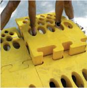 Hose Bridges | Yard Ramps | Dock Plates | Dock Boards | Mezzanines | Steel Dock Board 1