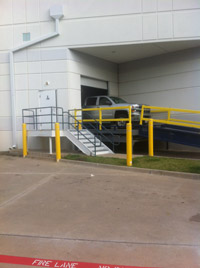 Steel Platforms /  Mobile Dock Platforms | Yard Ramps | Dock Plates | Dock Boards | Mezzanines | Steel Dock Board 5