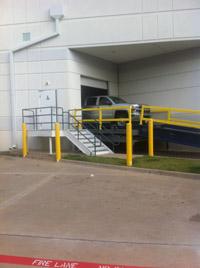 Steel Platforms /  Mobile Dock Platforms | Yard Ramps | Dock Plates | Dock Boards | Mezzanines | Steel Dock Board 5