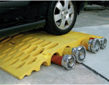 Hose Bridges | Yard Ramps | Dock Plates | Dock Boards | Mezzanines | Steel Dock Board 3