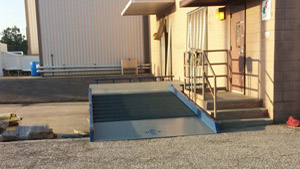 Steel Platforms /  Mobile Dock Platforms | Yard Ramps | Dock Plates | Dock Boards | Mezzanines | Steel Dock Board 6