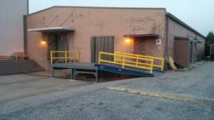 Mini Loading Ramps | Yard Ramps | Dock Plates | Dock Boards | Mezzanines | Steel Dock Board 3