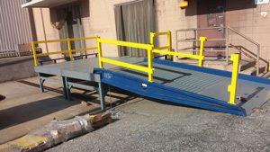 Mini Loading Ramps | Yard Ramps | Dock Plates | Dock Boards | Mezzanines | Steel Dock Board 2
