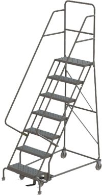 Forward Descent Rolling Ladder Tri Arc Rolling Ladders