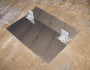 Product Photos in High Resolution | Yard Ramps | Dock Plates | Dock Boards | Mezzanines | Steel Dock Board 1