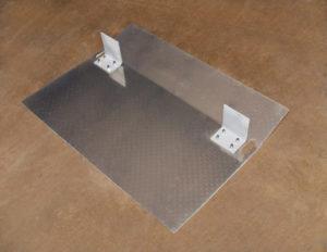Product Photos in High Resolution | Yard Ramps | Dock Plates | Dock Boards | Mezzanines | Steel Dock Board 2