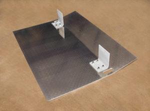 Product Photos in High Resolution | Yard Ramps | Dock Plates | Dock Boards | Mezzanines | Steel Dock Board 4