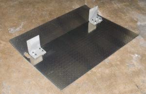 Product Photos in High Resolution | Yard Ramps | Dock Plates | Dock Boards | Mezzanines | Steel Dock Board 5