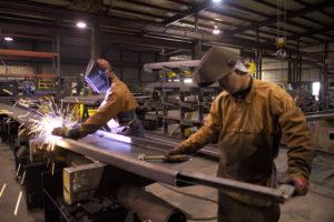 Product Photos in Low Resolution | Yard Ramps | Dock Plates | Dock Boards | Mezzanines | Steel Dock Board 2