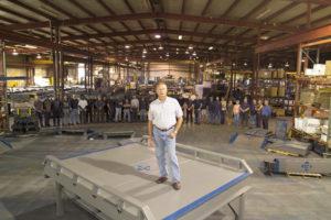 Product Photos in Low Resolution | Yard Ramps | Dock Plates | Dock Boards | Mezzanines | Steel Dock Board 6