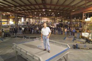Product Photos in High Resolution | Yard Ramps | Dock Plates | Dock Boards | Mezzanines | Steel Dock Board 14