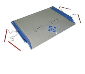 Product Photos in Low Resolution | Yard Ramps | Dock Plates | Dock Boards | Mezzanines | Steel Dock Board 14