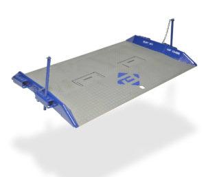Product Photos in Low Resolution | Yard Ramps | Dock Plates | Dock Boards | Mezzanines | Steel Dock Board 15