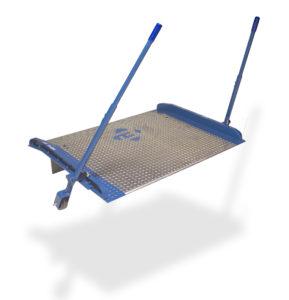 Product Photos in High Resolution | Yard Ramps | Dock Plates | Dock Boards | Mezzanines | Steel Dock Board 34