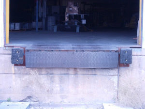 Helpful Product Photos for Installation and Use | Yard Ramps | Dock Plates | Dock Boards | Mezzanines | Steel Dock Board 6