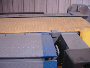 Helpful Product Photos for Installation and Use | Yard Ramps | Dock Plates | Dock Boards | Mezzanines | Steel Dock Board 10
