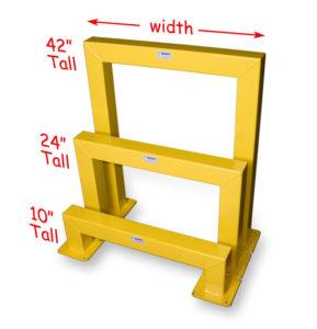 Product Photos in Low Resolution | Yard Ramps | Dock Plates | Dock Boards | Mezzanines | Steel Dock Board 29