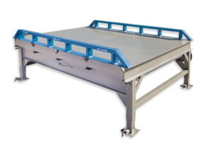 Product Photos in High Resolution | Yard Ramps | Dock Plates | Dock Boards | Mezzanines | Steel Dock Board 40
