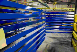 Helpful Product Photos for Installation and Use | Yard Ramps | Dock Plates | Dock Boards | Mezzanines | Steel Dock Board 21