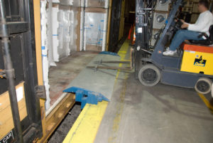 Product Photos in Low Resolution | Yard Ramps | Dock Plates | Dock Boards | Mezzanines | Steel Dock Board 40