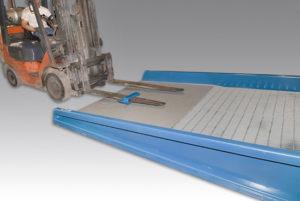 Product Photos in Low Resolution | Yard Ramps | Dock Plates | Dock Boards | Mezzanines | Steel Dock Board 41