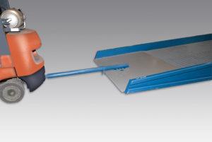 Product Photos in Low Resolution | Yard Ramps | Dock Plates | Dock Boards | Mezzanines | Steel Dock Board 45