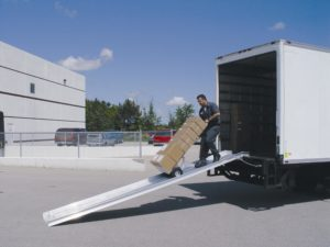 Product Photos in High Resolution | Yard Ramps | Dock Plates | Dock Boards | Mezzanines | Steel Dock Board 52