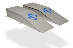 Product Photos in High Resolution | Yard Ramps | Dock Plates | Dock Boards | Mezzanines | Steel Dock Board 53