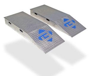 Product Photos in Low Resolution | Yard Ramps | Dock Plates | Dock Boards | Mezzanines | Steel Dock Board 50