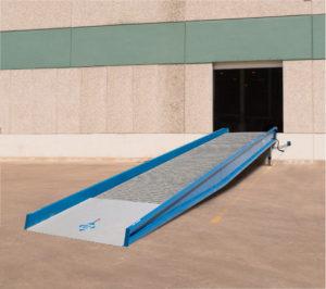 Product Photos in High Resolution | Yard Ramps | Dock Plates | Dock Boards | Mezzanines | Steel Dock Board 55