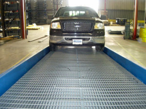 Helpful Product Photos for Installation and Use | Yard Ramps | Dock Plates | Dock Boards | Mezzanines | Steel Dock Board 28