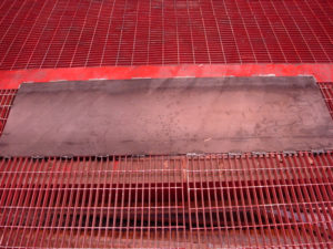 Helpful Product Photos for Installation and Use | Yard Ramps | Dock Plates | Dock Boards | Mezzanines | Steel Dock Board 23