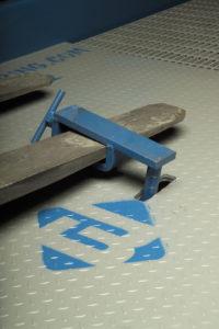 Product Photos in Low Resolution | Yard Ramps | Dock Plates | Dock Boards | Mezzanines | Steel Dock Board 55