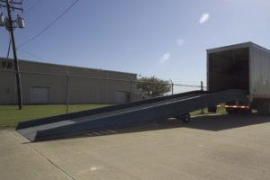 Product Photos in Low Resolution | Yard Ramps | Dock Plates | Dock Boards | Mezzanines | Steel Dock Board 58