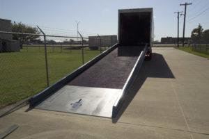 Product Photos in Low Resolution | Yard Ramps | Dock Plates | Dock Boards | Mezzanines | Steel Dock Board 59
