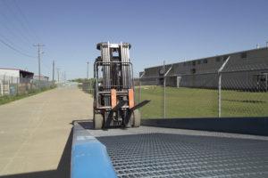 Product Photos in Low Resolution | Yard Ramps | Dock Plates | Dock Boards | Mezzanines | Steel Dock Board 61