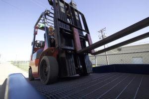 Product Photos in Low Resolution | Yard Ramps | Dock Plates | Dock Boards | Mezzanines | Steel Dock Board 62