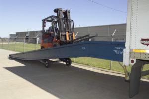 Product Photos in Low Resolution | Yard Ramps | Dock Plates | Dock Boards | Mezzanines | Steel Dock Board 64
