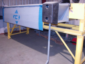 Helpful Product Photos for Installation and Use | Yard Ramps | Dock Plates | Dock Boards | Mezzanines | Steel Dock Board 19