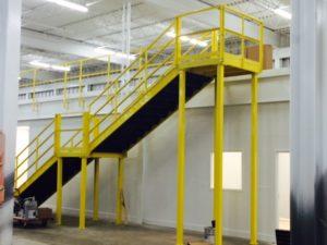 Warehouse Stairways | Warehouse Ladders | Warehouse Landings