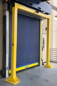 Contact Bluff Manufacturing for your Warehouse Door Protections Posts from Forklift Damage, call us today at 800-433-2212.